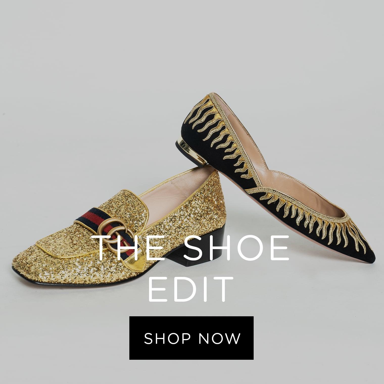The Shoe Edit