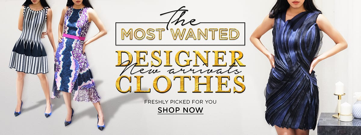 Designer Clothes