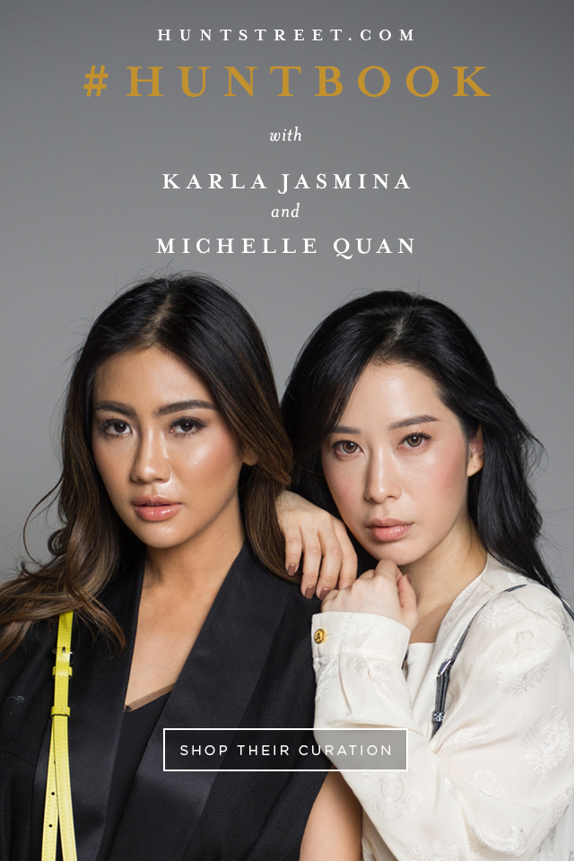 #HUNTBOOK: Karla Jasmina and Michelle Quan