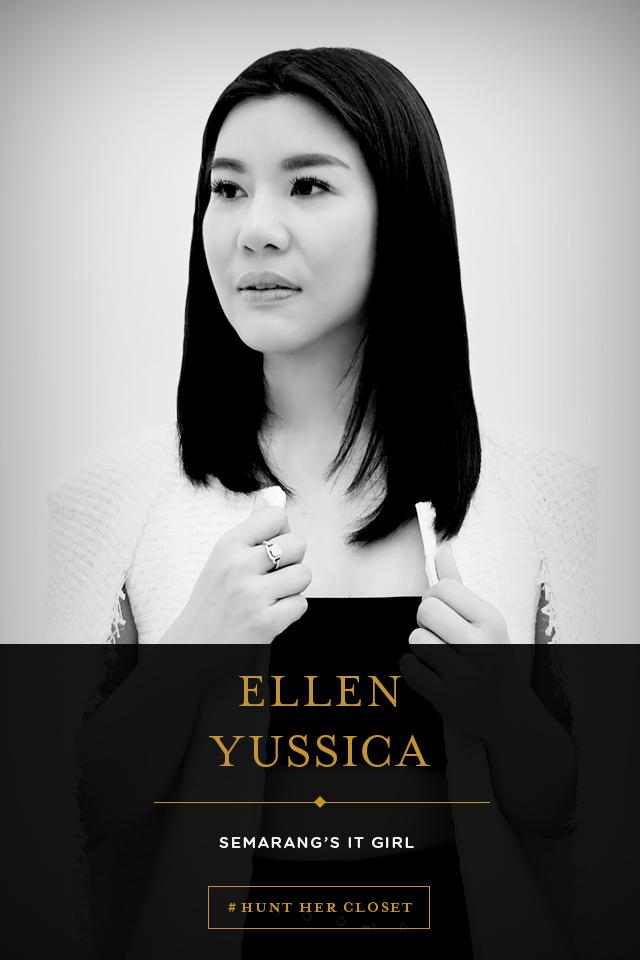 #HUNTHERCLOSET: Ellen Yussica