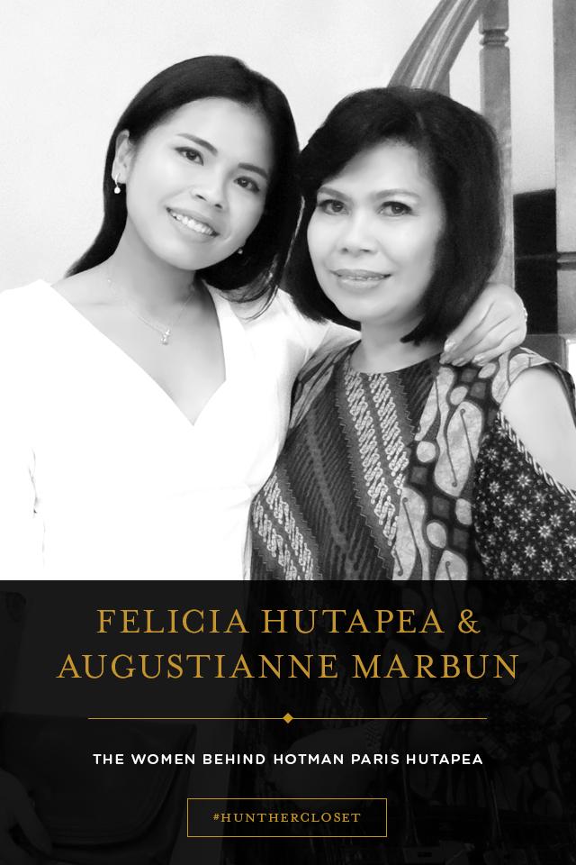 #HUNTHERCLOSET: The Women Behind Hotman Paris Hutapea